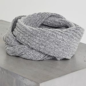 BCBGeneration Heathered Brushed Infinity Scarf